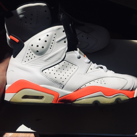 Jordan Other - 2010 Air Jordan Retro 6 Infrared Size 9.5
